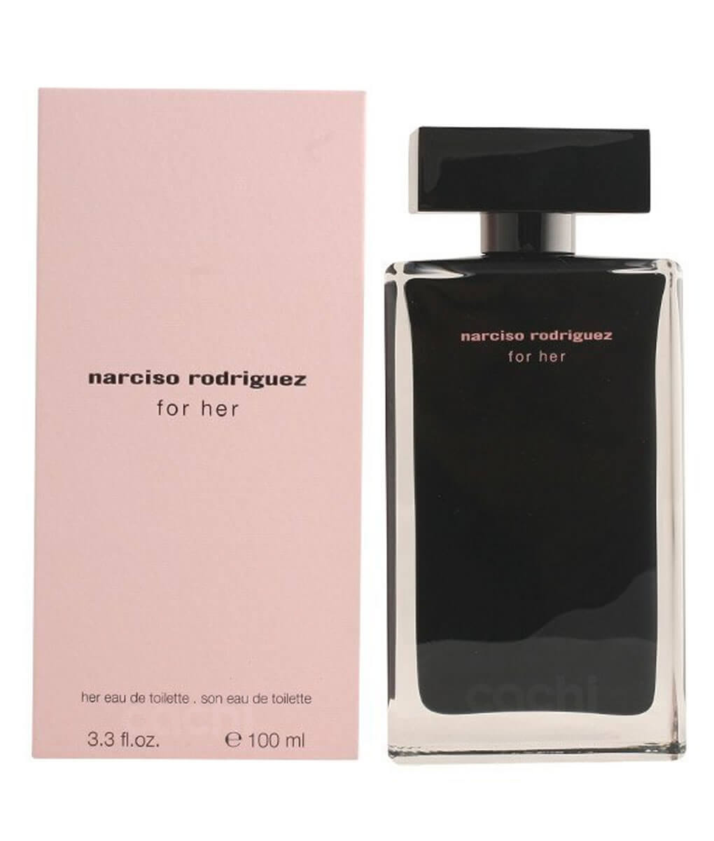 perfume narciso rodriguez for her edt 100ml encontralo en cachi. Black Bedroom Furniture Sets. Home Design Ideas