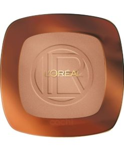 polvo bronceante loreal glam bronze