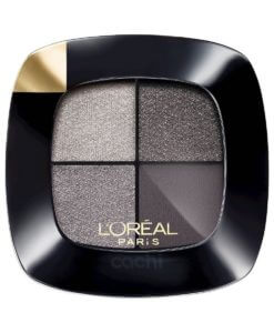 sombras loreal pocket palette 110 silver couture