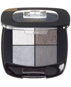 sombras loreal pocket palette 110 silver couture cachi
