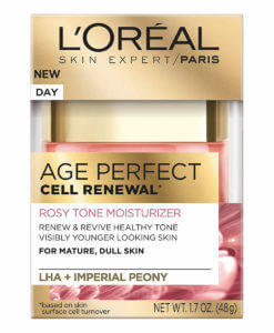 Crema Loreal Age Perfect Cell Renewal Rosy Tone 48 gr USA