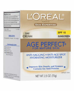 Crema Loreal Age Perfect Día 70gr USA