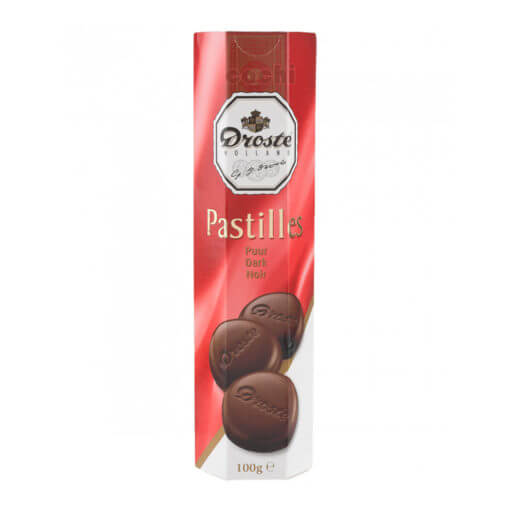 Chocolate Droste Noir 100gr