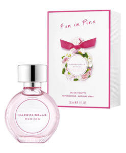 Perfume Mademoiselle Rochas Fun In Pink edt 30ml
