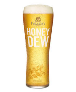 Vaso de Cerveza Original Fullers Honey Dew