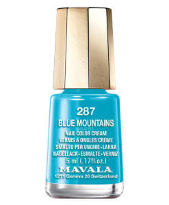 Esmalte Mavala de Uñas Blue Mountains 287