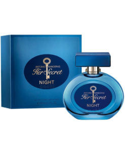 Perfume Antonio Banderas Her Secret Night edt 80ml