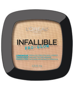 Polvo Compacto Loreal Pro Glow Infallible 24 Natural Beige